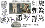 漢字の成り立ち 初級篇/中級篇「凱/旋」