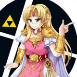 SP版のゼルダ姫