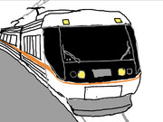 383系特急型車両