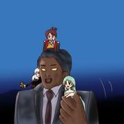 日本語読めない卓さんの「きさらぎ駅 第三話」を見て「これは・・・大仏なんかじゃない」