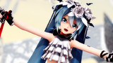 【MMD】純情スカート 【Sour式初音ミク Breath You】【Ray-mmd】