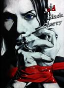 Acid Black Cherryのyasuをアクリルで描いてみた。
