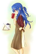 「紅茶に合うチョコは・・・」