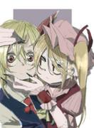 ルーミアとフラン