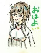 大鳳さんとお絵描き練習2