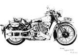 Brough Superior SS100  2