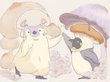 きのこのこペンギン