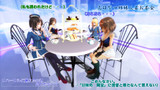 【MMD艦これ】WINTER ALICEの高雄型四姉妹反省お茶会の様子