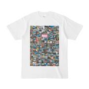 シンプルデザインTシャツ 276-Spur(VIOLET)