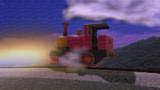 魔法の機関車を託された少年