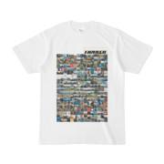シンプルデザインTシャツ TANKER_on300(BEIGE)