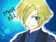 FFVIIR x RE2