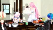 ポニてミクさんの日常 [200203] ☆Happy Birthday Sister☆