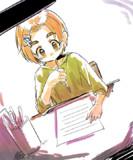 あいさんの誕生日に向けて悩むかおる 02(龍崎薫)