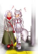Guide dog(盲導犬)
