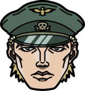 No.051ルドル・フォン・シュトロハイム トローゼ風アイコン