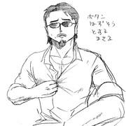【THE ALFEE】アルフィー桜井賢さんはかっこよくてセクシーなダンディおじさんなのだよ