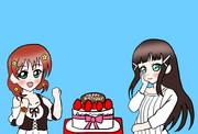 2月5日はエマちゃんと小宮有紗生さんの誕生日