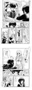 ちとちよ漫画『お嬢さまのスキマ』