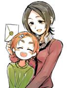 笑顔が一番のプレゼント 04(東郷あい/龍崎薫)