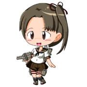 #艦これ 綾波(KanColle:Ayanami)