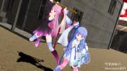 【支援MMD】琴葉コンビネーション!