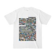 シンプルデザインTシャツ TANKER_on300(LAVENDER)