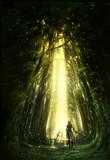 森に眠る聖剣