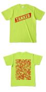 Tシャツ ライトグリーン 燕TANKER