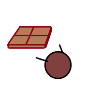 板チョコとチョコボール