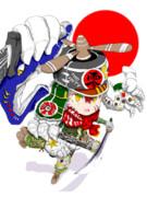 (THE ARTY  )グンジ・リク絵軍軍曹