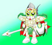 バーサル騎士ガンダムGP01