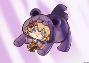 鉄血の熊さん