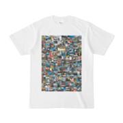 シンプルデザインTシャツ 276-Spur(OLIVE)
