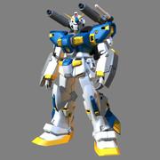 "RX-78-6 ガンダム6号機""マドロック"""