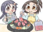 美由紀ちゃんの肉料理
