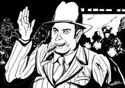 ホモと学ぶ犯罪史:血のバレンタイン事件~サウスサイドギャングボス  アル・カポネ