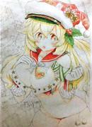 (THE ARTY)パレッタ・ラ・ファーブル絵軍少尉