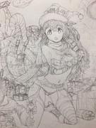 THE ・ARTY  パレッタ・ラ・ファーブル絵軍少尉