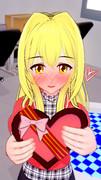 ユーリからのバレンタインチョコ
