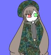 ミリタリー翠星石