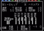 【MD】スーパー大戦略:Mi-8ヒップ