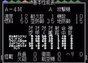 【MD】スーパー大戦略:A-4M