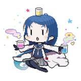 【艦これ】一式徹甲弾妖精さん×五月雨
