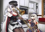 When Bismarck isn't Home port
