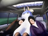 大泉洋とミスターに枕代わりにされるニトクリス