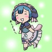マルルクちゃん(アイコン用)