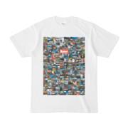 シンプルデザインTシャツ 276-Spur(TOMATO)