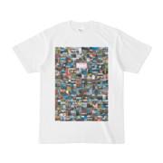 シンプルデザインTシャツ 276-Spur(THISTLE)