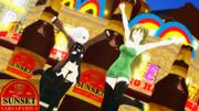 親子で!『サンセット・サルサパリラ』広告!!【20冬MMDふぇすと展覧会】